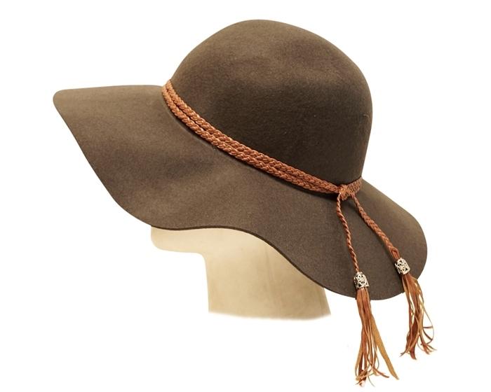 Ladies Wool Felt Hats for Winter - D N M C 186196f1421