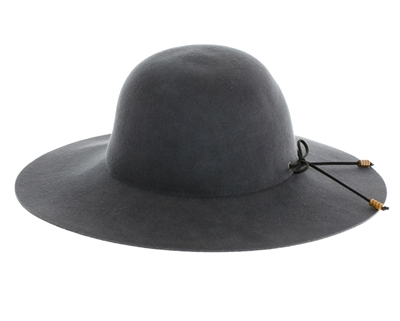 b3c225e3c68bd grey floppy felt hat los angeles. Another great women's wool ...